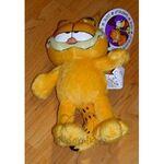plyšový Menší Garfield, plyšová hračka