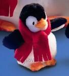 plyšový Menší tučňák Tundry, plyšová hračka