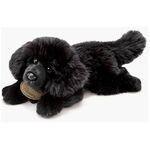 plyšový Novofundlanský pes