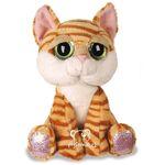plyšový Oranžová kočka Amber, plyšová hračka