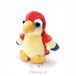 plyšový Papoušek Polly
