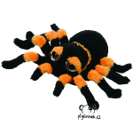 plyšový Pavouk Tarantule menší, plyšová hračka