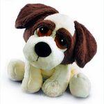 plyšový Pes Dixie, plyšová hračka