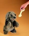 plyšový Pes sedící, plyšová hračka