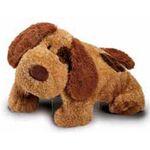 plyšový Polštář pes Cani