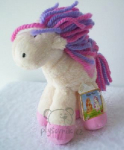 plyšový Poník Patch Pony menší světlý