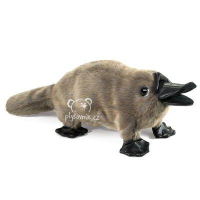 Plyšová hračka: Plyšový ptakopysk plyšový | Folkmanis