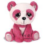 plyšový Růžová panda Orchid