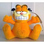 plyšový Sedící Garfield, plyšová hračka