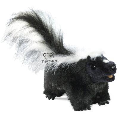 Plyšová hračka: Plyšový skunk plyšový | Folkmanis