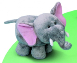 plyšový Slon Rollie Pollie, plyšová hračka