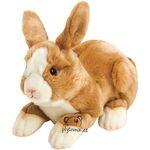 plyšový Světle hnědý králík Yomiko, plyšová hračka