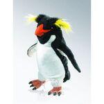 plyšový Tučňák skalní menší