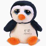 plyšový Tučňák Snowstorm, plyšová hračka