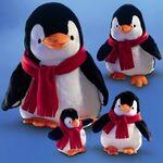 plyšový Tučňák Tundry, plyšová hračka