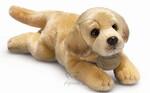 plyšový Velký labrador, plyšová hračka