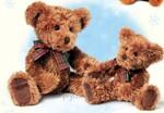 plyšový Velký medvěd Chutney, plyšová hračka