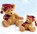 plyšový Velký medvěd Cranberry