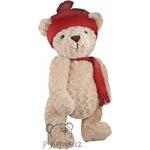 plyšový Velký medvídek Philip, plyšová hračka