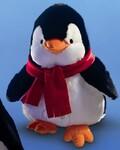 plyšový Velký tučňák Tundry, plyšová hračka