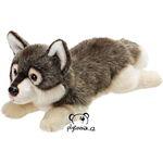 plyšový Vlk Suki