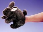 plyšový Zajíc hnědý
