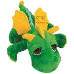 plyšový Zelený drak Inferno