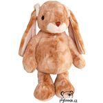 plyšový Zrzavý králík Bunny