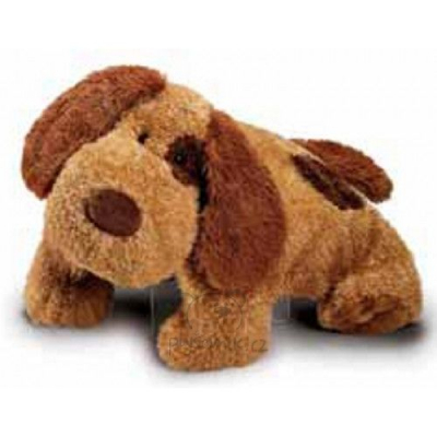 Plyšová hračka: Polštář pes Cani plyšový | Russ Berrie