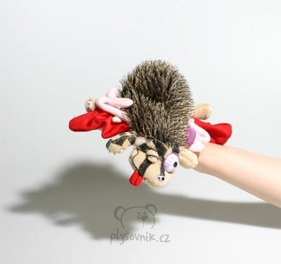 Plyšová hračka: Přejetý ježek - EMO plyšový | RoadKill Toys