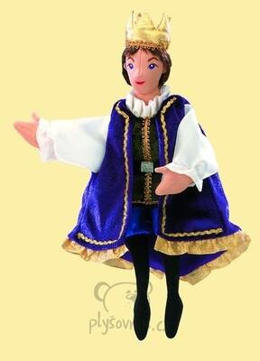 Plyšová hračka: Princ plyšový | Folkmanis