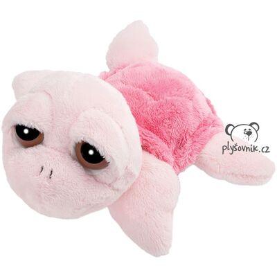 Plyšová hračka: Růžová želva Coral plyšová | Suki Gifts