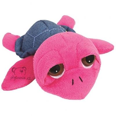 Plyšová hračka: Růžová želva Yuna plyšová | Suki Gifts