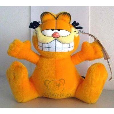 Plyšová hračka: Sedící Garfield plyšový | Garfield