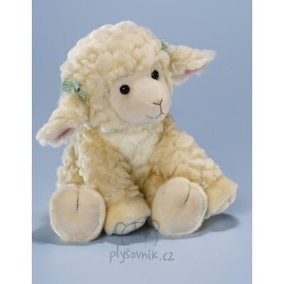 Plyšová hračka: Sedící ovečka Lola plyšová | Russ Berrie
