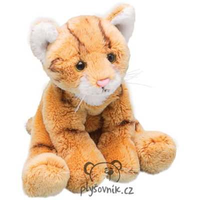 Plyšová hračka: Sedící zrzavá kočička plyšová | Suki Gifts