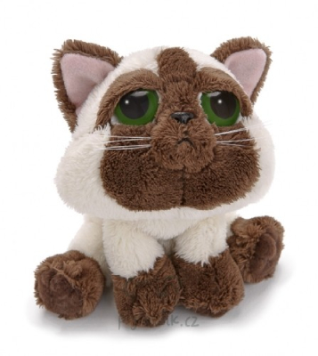 Plyšová hračka: Siamská kočka Seonmi menší plyšová | Russ Berrie
