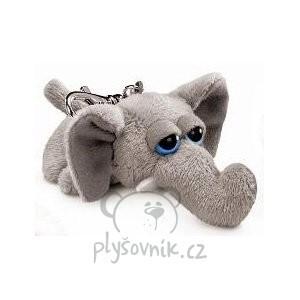Plyšová hračka: Slon Gazoo klíčenka plyšová   Russ Berrie