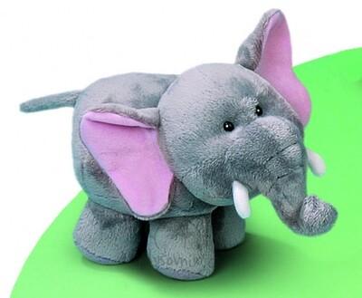 Plyšová hračka: Slon Rollie Pollie plyšový | Russ Berrie