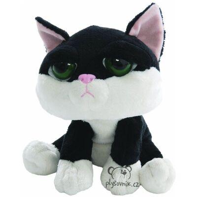 Plyšová hračka: Smutná kočka Domino plyšová | Suki Gifts