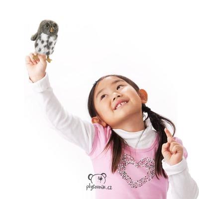 Plyšová hračka: Sova puštík západní plyšák | Folkmanis