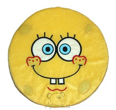 Plyšová hračka: SpongeBob sedák na židli plyšový | Viacom