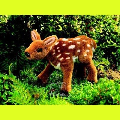 Plyšová hračka: Srnka plyšová | Folkmanis