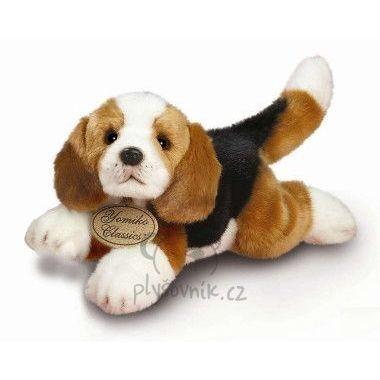 Plyšová hračka: Štěně beagle plyšové | Russ Berrie