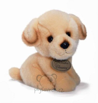 Plyšová hračka: Štěně labrador plyšové | Russ Berrie