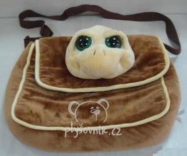 Plyšová hračka: Taška želva Shelly plyšová   Russ Berrie