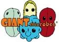 Plyšové hračky GiantMicrobes