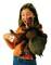 Plyšová hračka: Obří tarantule plyšová, Folkmanis