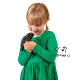 Plyšová hračka: Tuleň na prst plyšový, Folkmanis