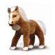 Plyšová hračka: Hnědý kůň Palomino velký plyšový, Russ Berrie